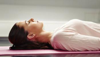 rilassarti e meditare