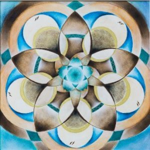 Mandala Geometrico 2
