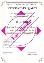 Certificato Qualità Stampe