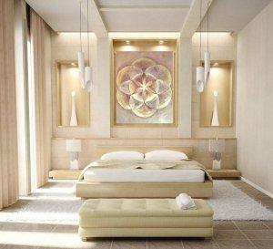 Geometria Sacra per casa ordinata