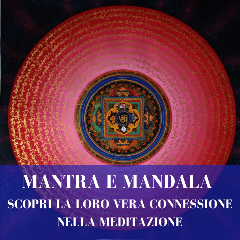 mantra mandala training connessione 1